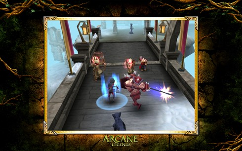 Arcane Legends screen shots