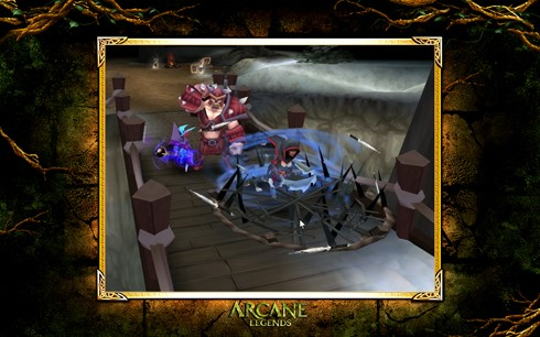 Arcane Legends images