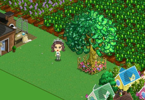 FarmVille Money Tree
