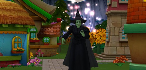 The Wizard of Oz social game