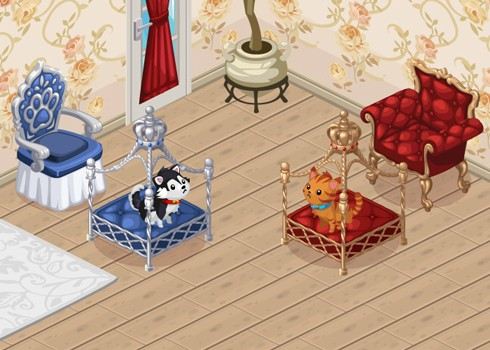The Sims Social Pets