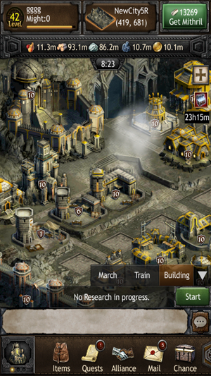 The Hobbit: Kingdoms of Middle-earth iOS