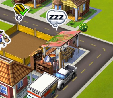 CityVille 2 Cheats and Tips: Craft new items in Rosemary's studio