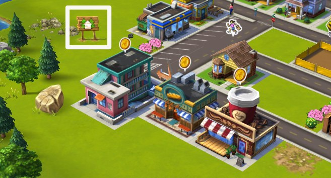 CityVille 2 Cheats and Tips: Level up districts to unlock specializations