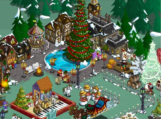 FarmVille Christmas Cheats