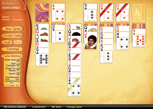 Solitaire Classic tips