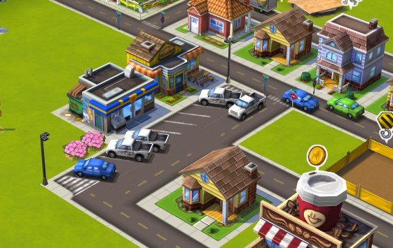 CityVille 2 Cheats and Tips: Turn roads into parking lots with ease