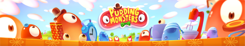 Pudding Monsters iOS Android