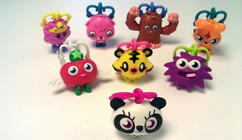 Moshi Monsters Happy Meal