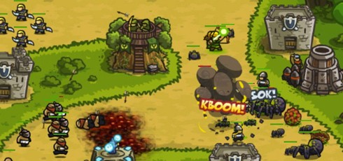 Kingdom Rush preview