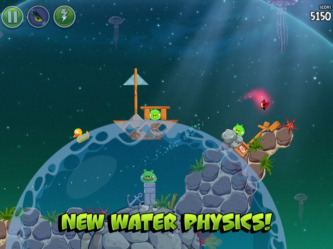 Angry Birds Space Pig Dipper guide