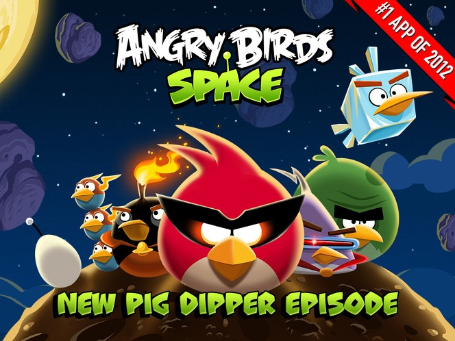 Angry Birds Space cheats tips