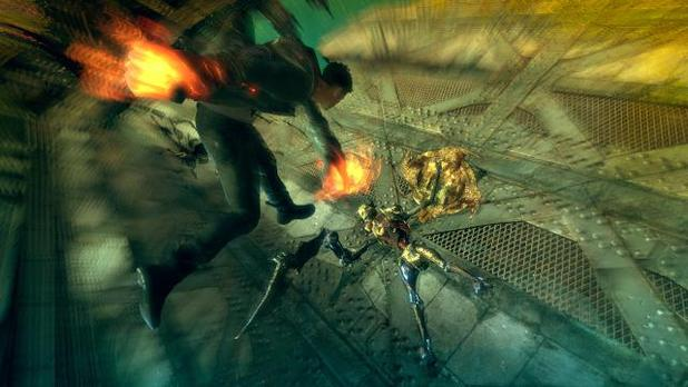 DmC Devil May Cry screens