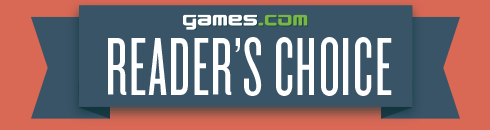 Best Family Game Readers Choice 2012