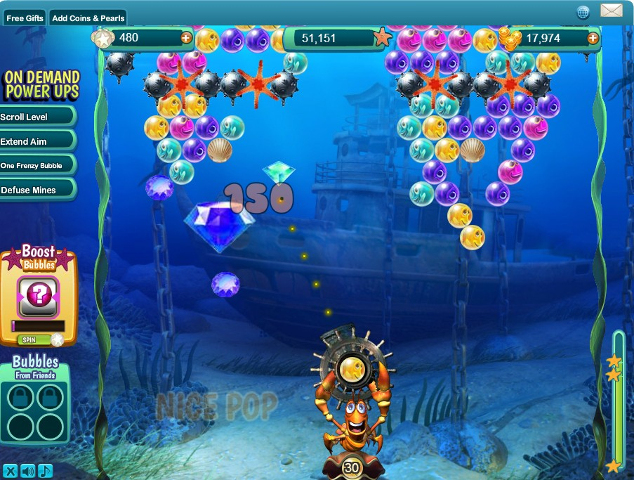 Bubble Safari Ocean images