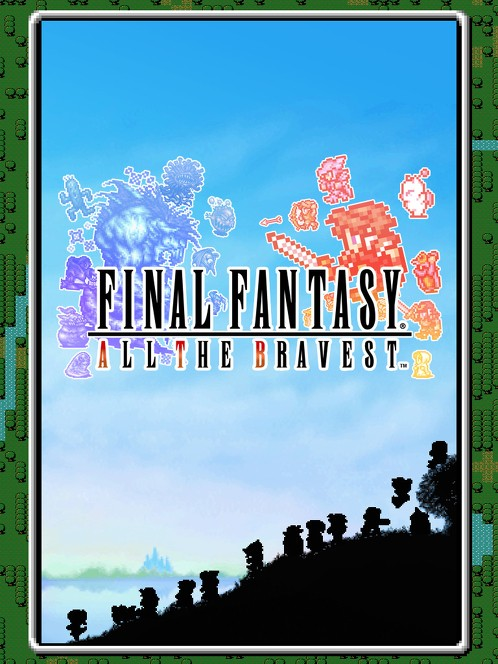 Final Fantasy All The Bravest screens