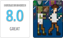 8.0 - Great