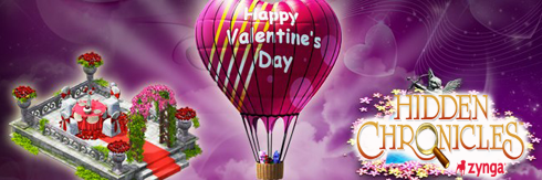 Hidden Chronicles Valentine's Day 2013 Cheats