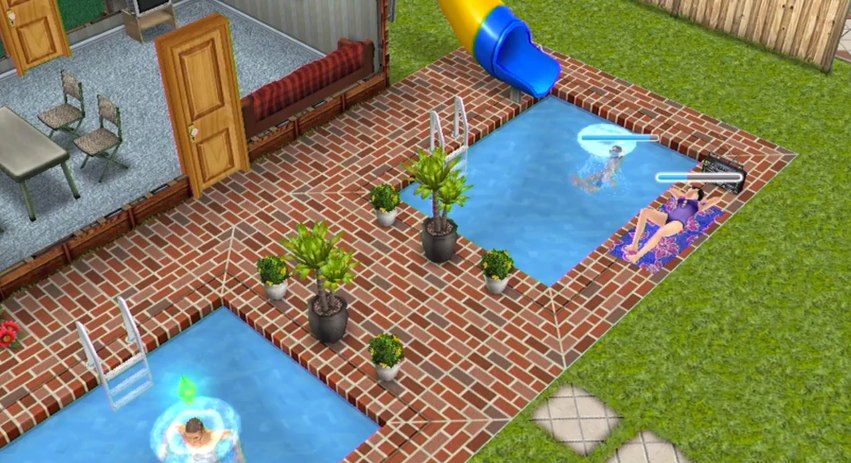 Throw your own Pool Party in the Sims FreePlay - AOL Games