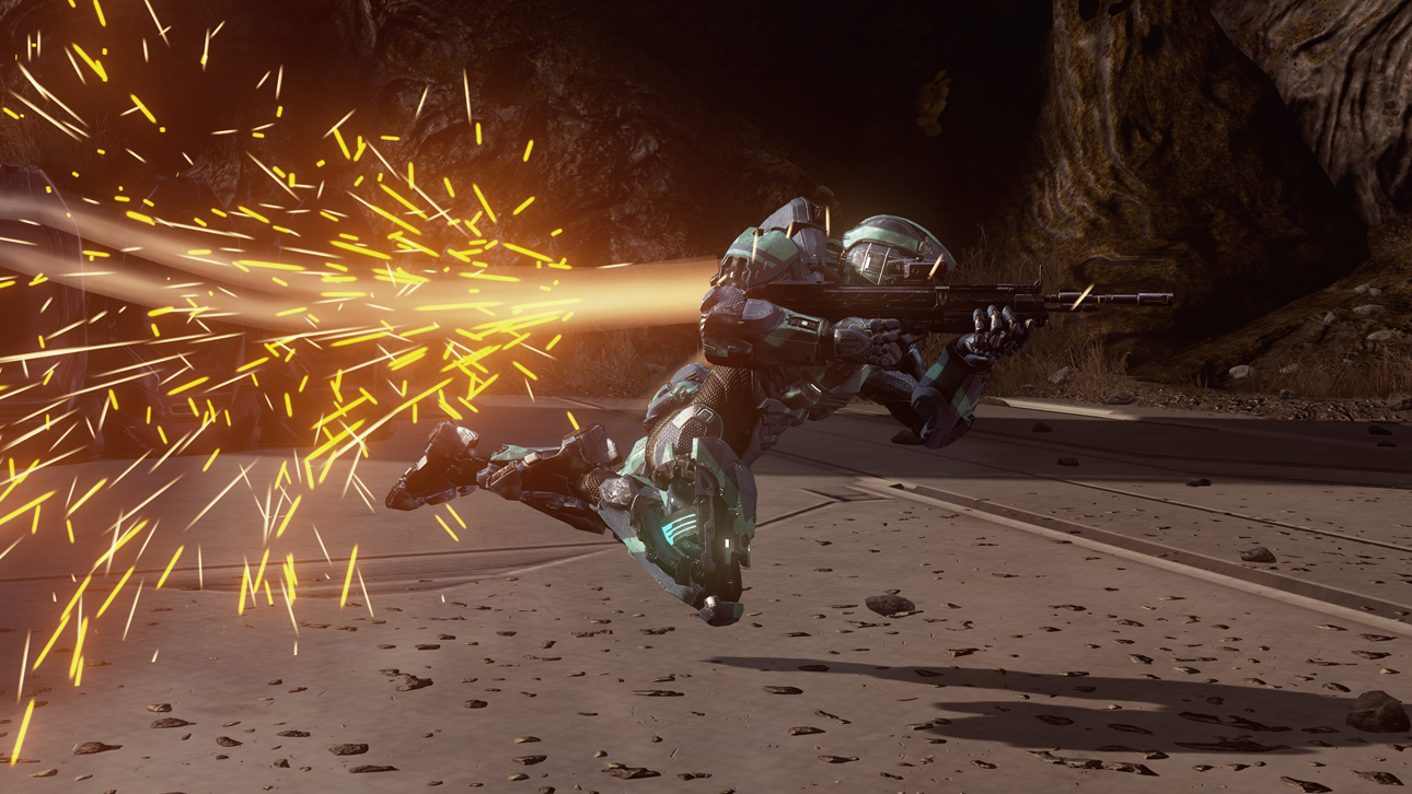 Halo 4 Thruster Pack