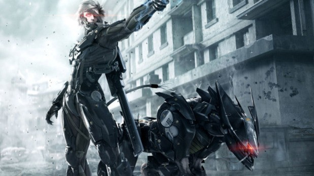 Metal Gear Rising: Revengeance screen shots