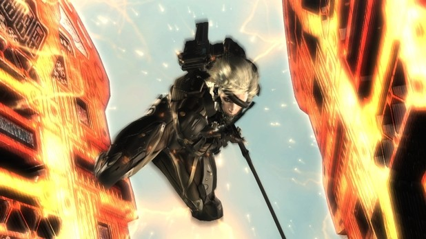 Metal Gear Rising: Revengeance screens