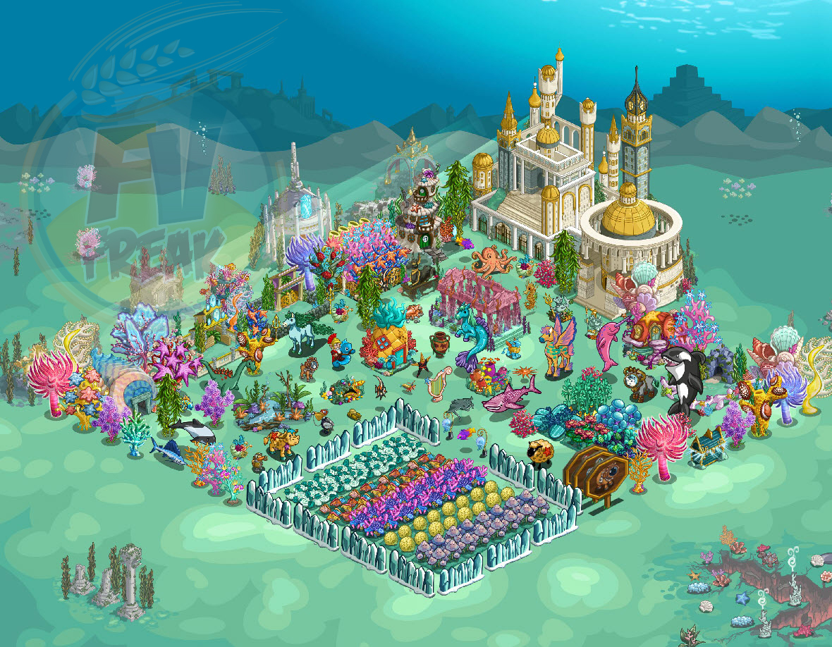 FarmVille Atlantis sneak peek