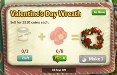 Love is in the Air Workshop Recipes