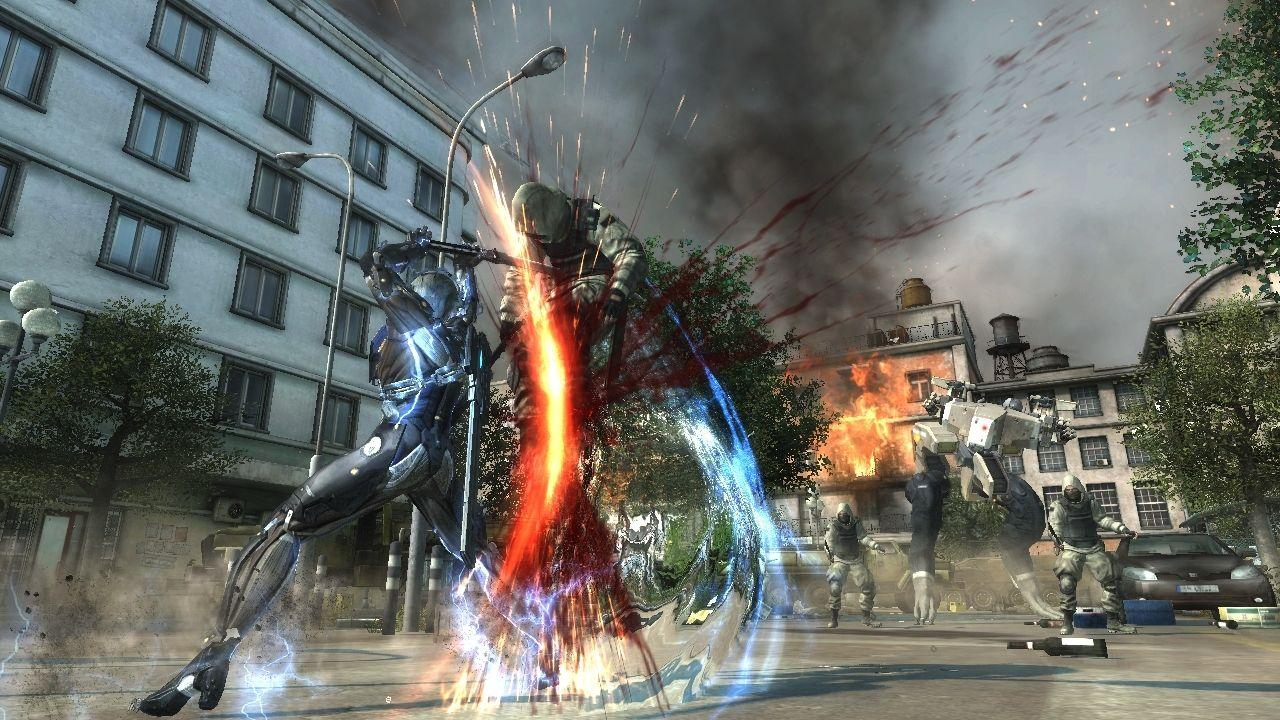 Metal Gear Rising: Revengeance cheats tips