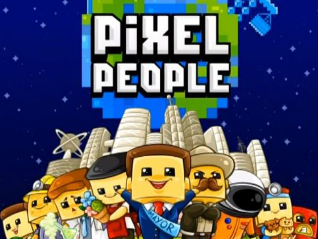 Pixel People cheats and tips guide