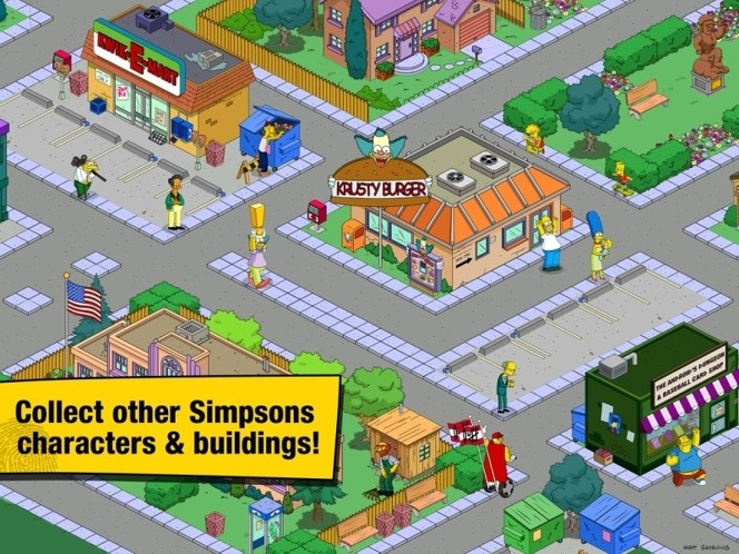 The Simpsons Tapped Out St Patricks Day guide