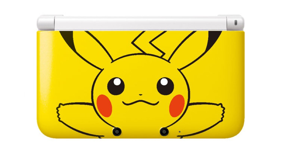 Pikachu 3DS XL deal