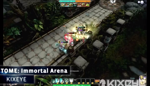 TOME Immortal Arena