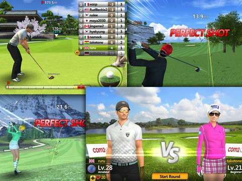 GolfStar cheats tips