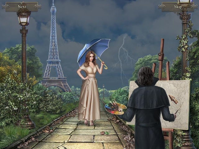 hidden object, horror and fears
