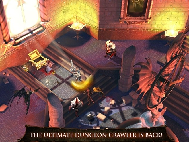 Dungeon Hunter 4 cheats tips