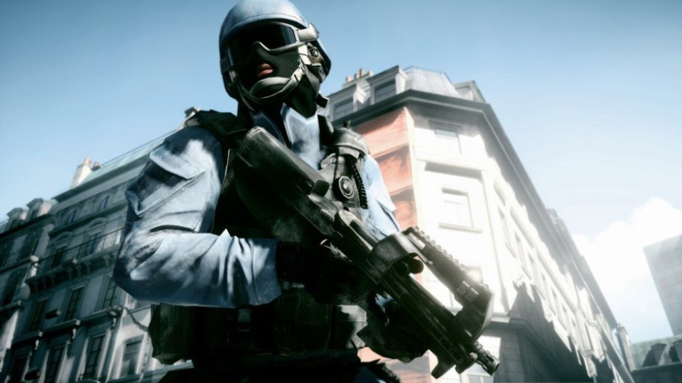 Battlefield 3 better than Call of Duty
