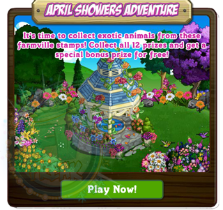 FarmVille April Showers