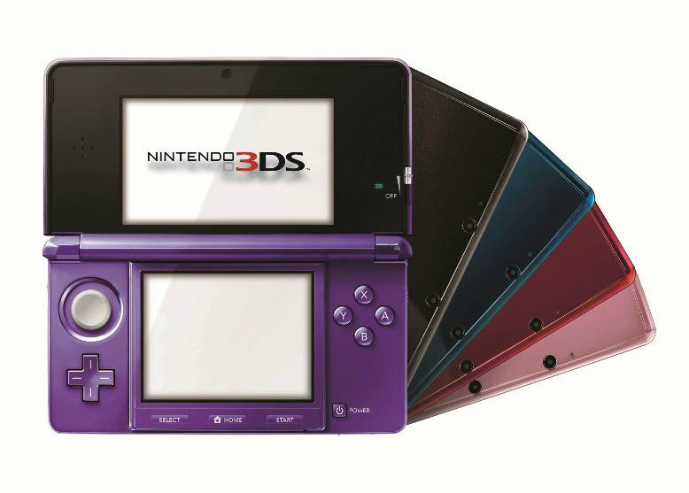 Refurbished Nintendo 3DS