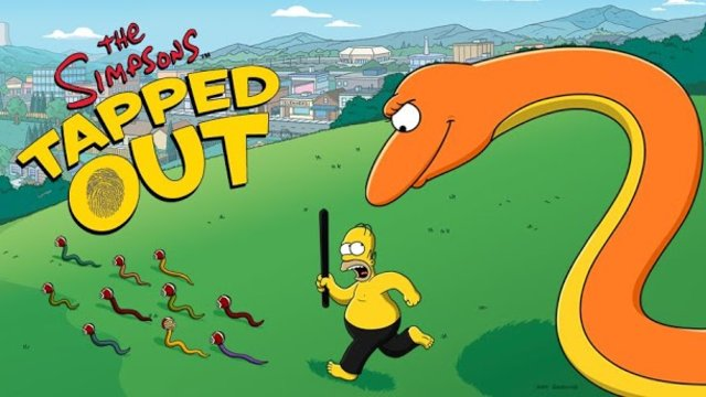 The Simpsons: Tapped Out Whacking Day
