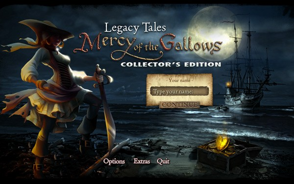 Legacy Tales Mercy of the Gallows