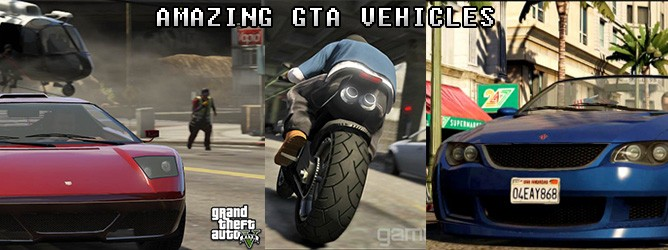 GTA Vehicles