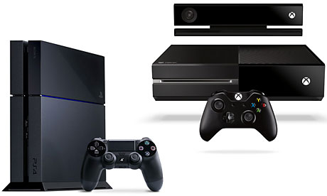 PS4 vs. Xbox One