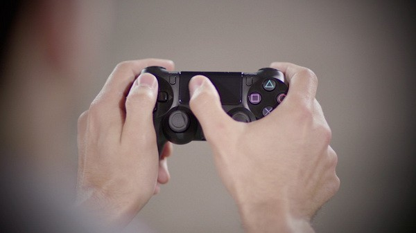 DualShock 4: clickable touchpad