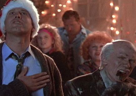 nobodys walking out on this fun old fashioned family christmas no no were all in this together this is a full blown four alarm holiday emergency - National Lampoons Christmas Vacation Full Movie