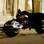 Batman rushing to the box office
