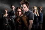 Kristen Stewart and Robert Pattinson in 'Twilight'