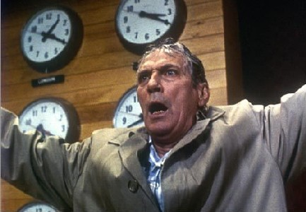 Peter Finch in 'Network' (1976)