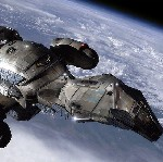 Serenity space ship