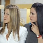 Jennifer Aniston and Jennifer Connelly in 'He's Just Not That Into You' (New Line)
